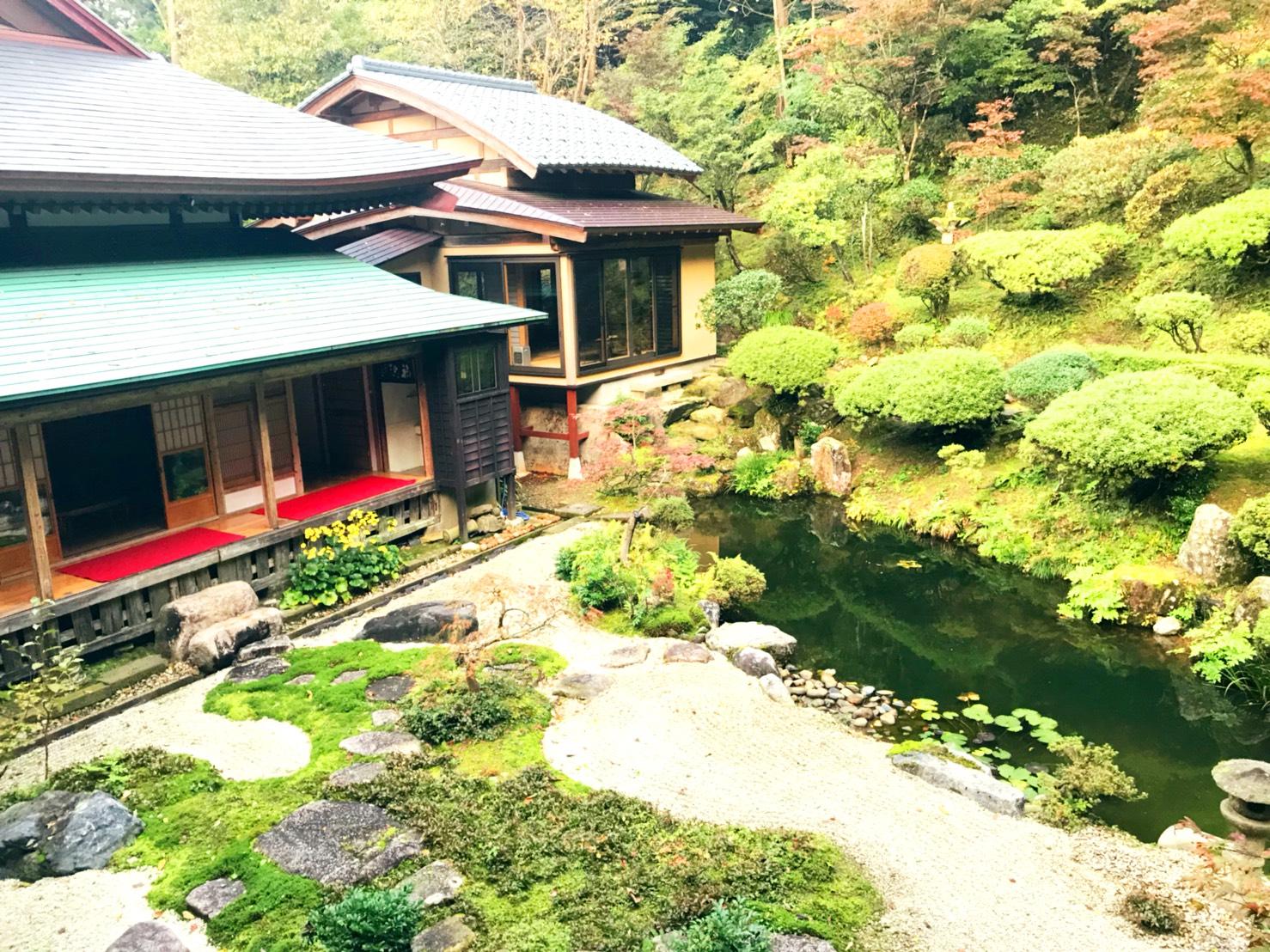 Spring Festival Of Fusaiji Garden