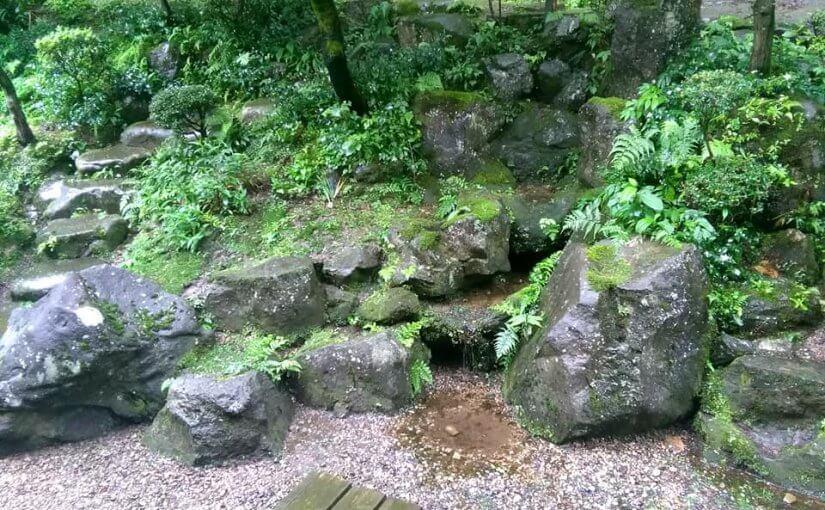 漢詩 7月12日 梅雨らしい久し振りの雨の朝💙(梅雨なのに雨の降らない日が続いてました。) 漢詩は昨日の大榮寺の続き❗
