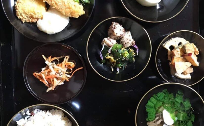 11月5日 昨日の精進料理(大島農縁さん) 9日はまだ空席あります絶賛募集中です。