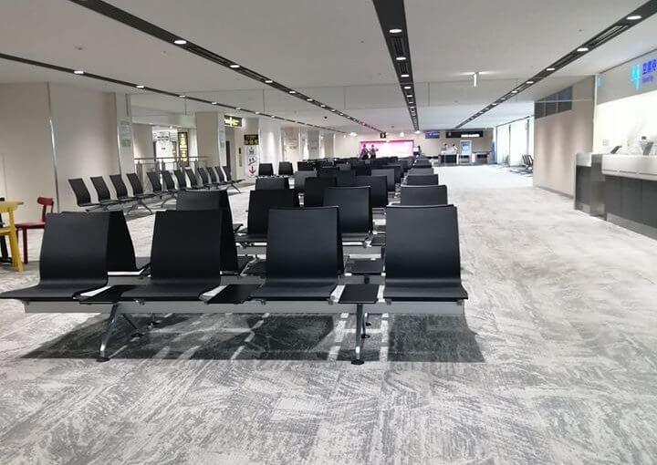 6月5日 伊丹空港ガラガラです。