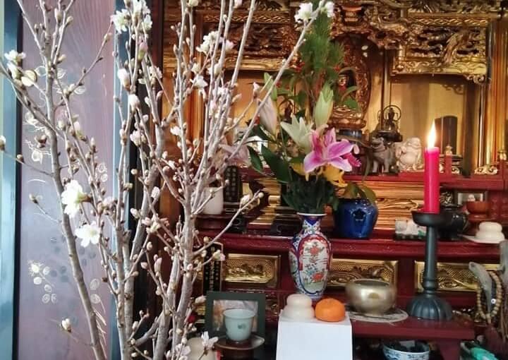 1月3日 無事に三朝大般若祈祷を終えて午前中は地元(大場沢集落)へのお寺からのお年始回りです。