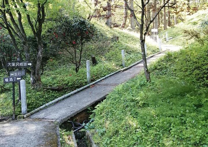4月27日 新潟県村上市は大変よいお天気です。 外仕事日和り。